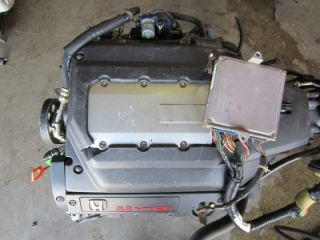 JDM Acura TL Type s 02 03 JDM J32A Type s Engine Wiring ECU vtec Motor J32A1