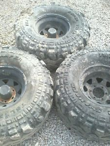 Super Swamper Truck Mud Tires