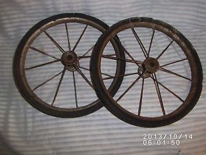 Vintage Antique Tricycle