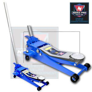2 Ton Low Profile Hydraulic Floor Jack Racing Jack Auto Service Home Shop Pro HD