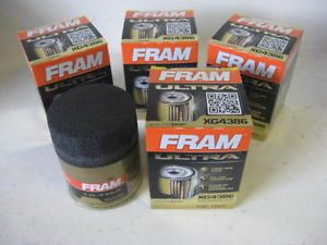 Fram XG4386 Ultra Guard Synthetic Oil Filter Lot 4 Four 15K Protection