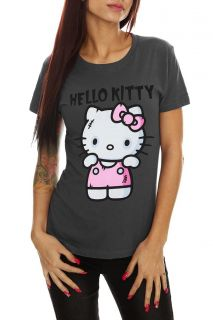 Hello Kitty Zombie Girls T Shirt