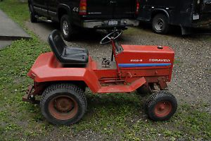 Gravely Riding Tractor