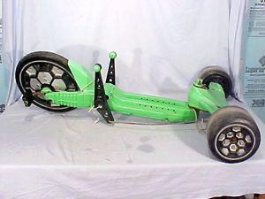 green machine big wheel parts