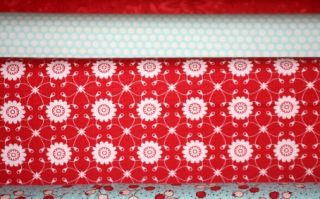 Quilt Kit Bliss Fabric Picnic Rollup Pattern Jelly Roll
