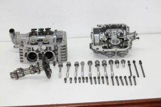 06 Yamaha Rhino 660 Engine Cylinder Head Top End