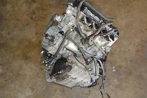 04 05 Triumph Daytona 650 Motor Engine Tranny D650 Cylinder Head Cases Nice