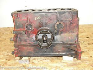 Red Tiger Gas Engine Block Eae F Ford