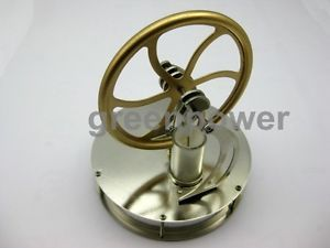 Brand New Low Temperature Stirling Engine Education Toy Kit Free Shipping