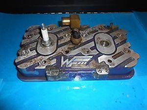 Sea Doo Engine WF BEP 7500 High Compression Cylinder Head XP 650 32cc Dome