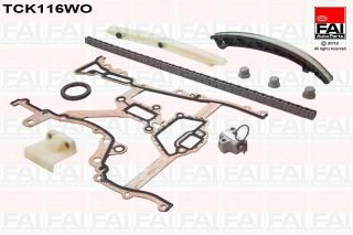 Timing Chain Kit for Vauxhall Corsa MK IV D L 8 1 4 07 06 ATCK116WO 652