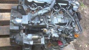 Thermo King Reefer TK 486V Yanmar Diesel Engine Used