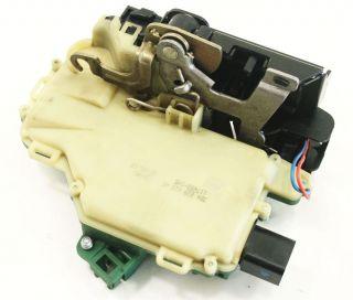 LH Rear Door Latch Lock Actuator 99 5 05 VW Jetta Golf Passat 3B4 839 015 H