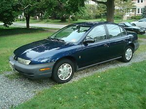 1997 Saturn SL1 Base Sedan 4 Door 1 9L for Parts or Repair