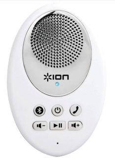 Ion Wireless Bluetooth Waterproof Shower Speaker Music Phone Free US Shipping