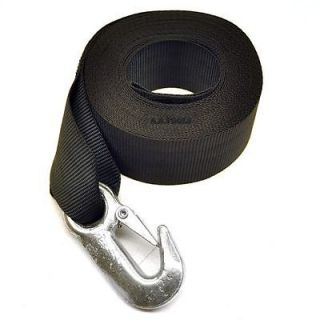 Trailer Winch Strap for Boat jetski and Car Trailers 7M Webbing TR106