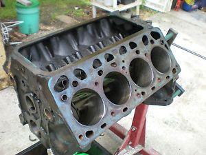 Ford Y Block 292 Ciae Engine Short Block