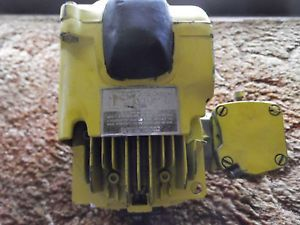 Vintage Go Kart Engine McCulloch MC6 Original