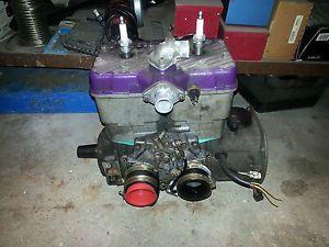 Ski Doo Rotax 670 Engine
