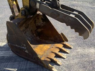 Cat Caterpillar 312B Hydraulic Excavator Construction Machine Trackhoe Hoe Load