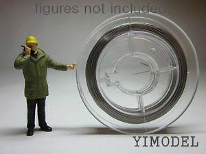 1 50 Crane Wire Scale Model Truck Trailer Excavator Car Accessories Part Diorama