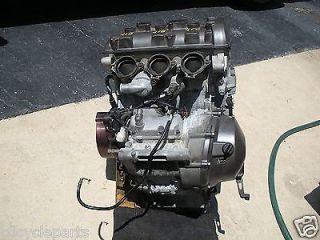 06 07 08 Triumph Daytona 675 Engine Motor Transmission Compression Tested