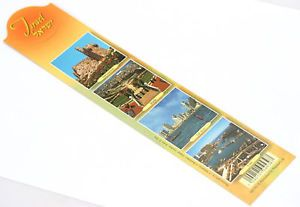 Map of Israel Holy Book Mark Biblical Religious Gift