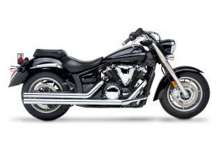 Road Burner Exhaust Yamaha V Star 1300 RB 01 4025