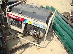 Yanmar YDG 2700 EV E 3 3KW 3 3 KW 3600 RPM Portable Diesel Engine Generator