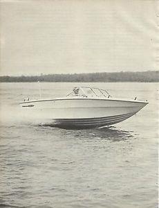 1975 Fabuglas 19' Jet Drive Corinthian Boat Review Specs Berkeley Marine Drive