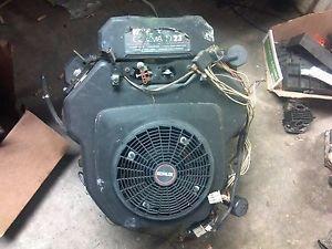 """23 HP Kohler Command V Twin Engine 1"""" Shaft CV23S 75569 John Deere L120 L130"""