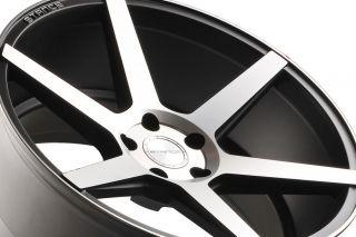 "20"" Infinti G37 G37S Coupe Stance SC 6IX SC6 Staggered Machine Concave Wheel Rim"