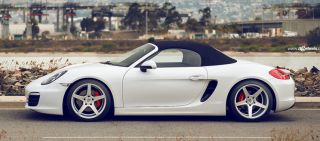 19 Avant Garde M550 Wheels Silver Porsche 911 996 997 991 Narrow C4 C2 Staggered
