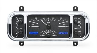 1937 38 Chevy Car VHX Dakota Digital