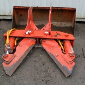 Morbark Tree Shear Hydraulic Logging Equipment Attachment