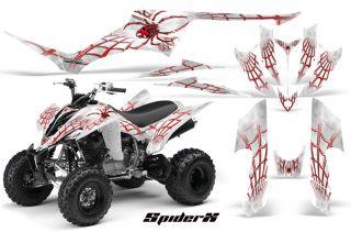 Yamaha Raptor 350 Graphics Kit Creatorx Decals Stickers SXRWC