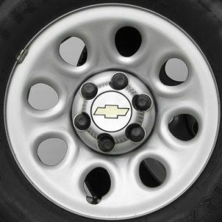 "17"" Chevy Silverado Avalanche Factory OEM Wheels Tires"