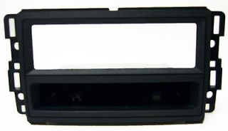 Chevy Radio Dash Kit Single DIN Install Stereo w Pocket Faceplate CH171PK