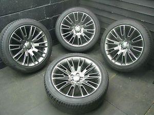 """20"""" Factory 2014 Chrysler 300 Wheels Rims Firestone Tires"""