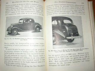 1931 1932 1933 1934 35 36 37 38 1939 1940 Chevrolet Car Truck Repair Book Chevy