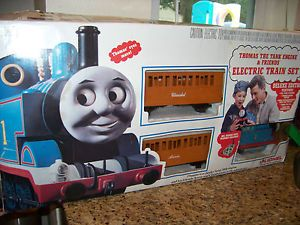Lionel Thomas Tank Engine Friends Deluxe Electric Train Set G Scale 8 81016