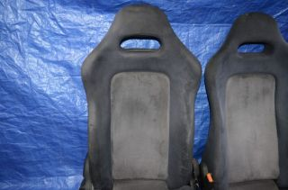 Nissan Skyline GTR GT R JDM Front Rear Back Seats Chairs BNR32 R32 s13 s14 R33