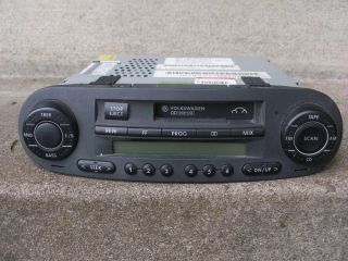VW New Beetle Radio Cassette Stereo Player CD Controller
