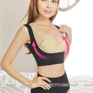 Open Bust Cami Shapping Top Cami Bust Lifts Up Bra Enhancer M L L ll Black Beige