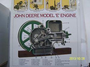 John Deere Model E Engine