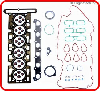 02 03 04 Chevrolet Trailblazer Envoy 4 2L DOHC L6 Vortec Engine Rebuild Kit