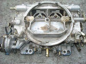 Edelbrock 1406 600 CFM Carburetor Chevrolet GMC Pickups Performer Carburetor