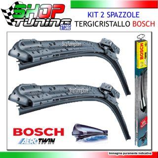 Kit Spazzole Tergi Bosch Aerotwin Seat Exeo St 2 0 Tfsi KW 155 CV 211