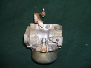 Walbro Carburetor Off John Deere 140