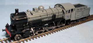 HO Liliput 4 6 0 Dampflokomotive P O MIDI 230 715 Agen Steam Locomotive Engine